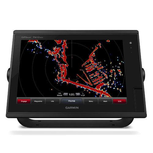"Garmin Gpsmap 7612xsv J1939 12"" Multi-touchscreen Chartplotter / Sonar Combo"