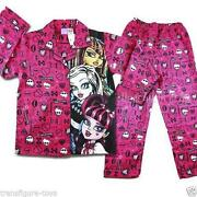 Flannelette Pyjamas
