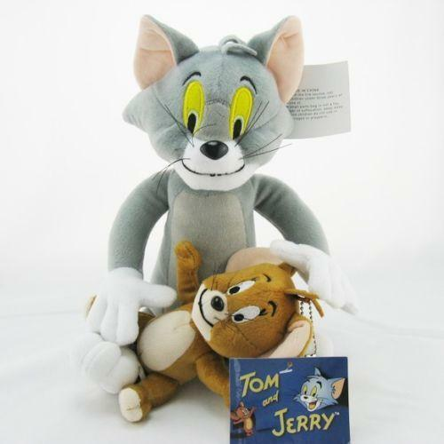 Tom And Jerry Plush Ebay