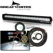 Great White LED Driving Lights
