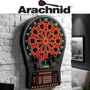 NEW ARACHNID CRICKET PRO DARK BOARD ELECTRONIC TALKING DARK BOARD WITH HECKLER FEATURE 108304051