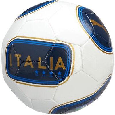4a7227eb01de42 PUMA Italy Italia PWR-C 2013 Soccer Ball Brand New White - Navy - Gold Size  5