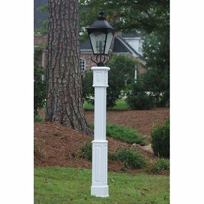 FANCY HOME PRODUCTS LAMP POST LP-5-66-RP-C DECORATIVE LAMP POST](Lamp Post Decorations)