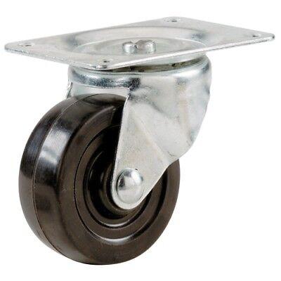 Shepherd Hardware 9784 400 Series 4 Polypropylene Wheel Swivel Plate Caster