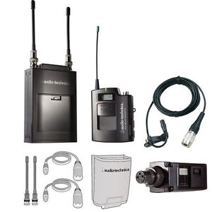 Audio-Technica ATW-1823 Dual Wireless Combo- Half Price