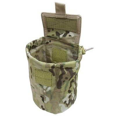 Condor MA36 Roll Up Utility Pouch MOLLE Magazine Shotgun Shell Dump MULTICAM