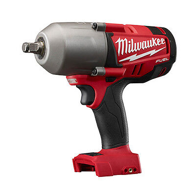 "Milwaukee M18 18V 1/2"" Impact Wrench with Friction Ring (Bare Tool) 2763-22 New"