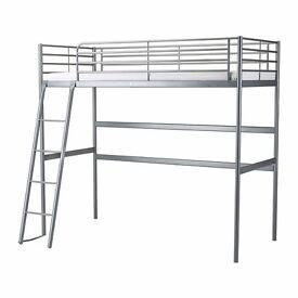 Loft single high bed