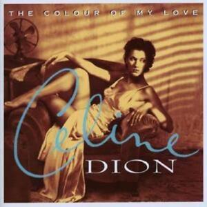 Céline Dion : The Colour of My Love CD (2001)