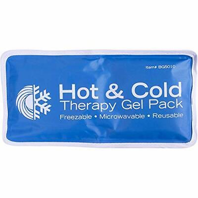 5 x 10 Reusable Hot/Cold Gel Pack Body/Muscle Pain Microwave