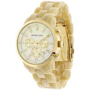 917e541e9531 Michael Kors Horn Jet Set Watches