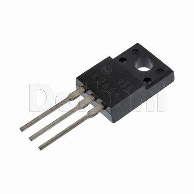 2sk2666 Original Shindengen Power Fet 3a 900v 4.7ohm Npn To-220ab