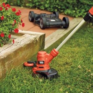 Looking for: 2-in-1 weed whacker & mower