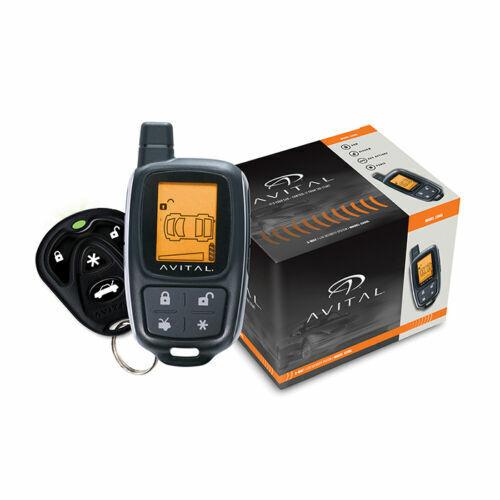 DEI 3305L 2 WAY LCD SECURITY ALARM