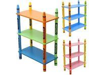 children's toy shelf