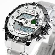 Mens Stainless Steel Watch Band
