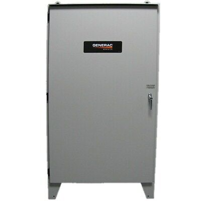 Generac Guardian 600-amp Outdoor Automatic Transfer Switch 120208v
