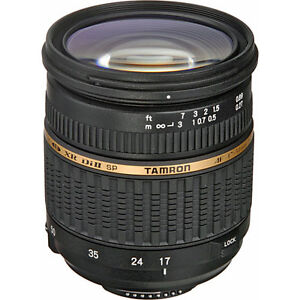 TAMRON 17-50mm XR DI-II F2.8 CANON mount. (mint)...