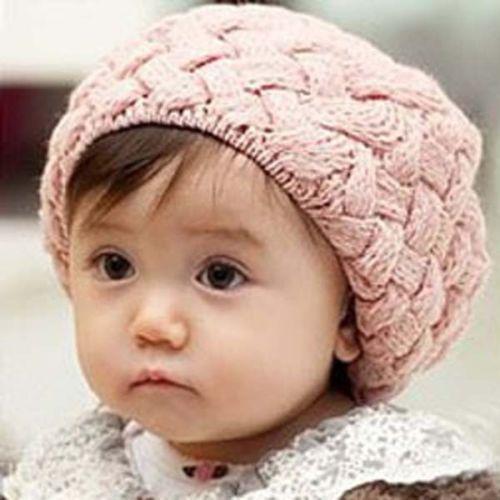 Toddler Girls Winter Hats Ebay