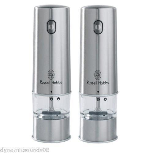 Automatic Salt Dispenser ~ Salt and pepper dispensers ebay