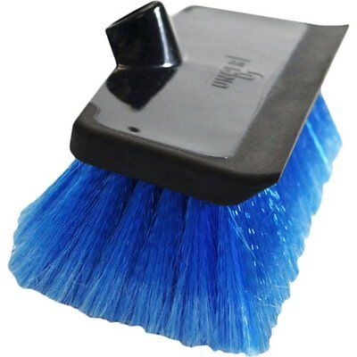 Unger Pro 964810c Waterflow Scrub Brush With Heavy Duty Soft Bristle Rubber Sque