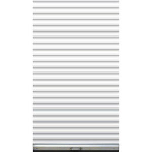 Roll Up Steel Door Shed Garage 4x7ft White New In Box