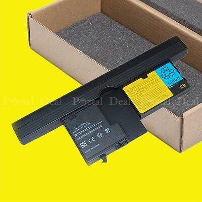 Battery For Ibm Lenovo Thinkpad X60 X61 40y8314 40y8318 4...
