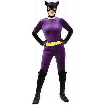Rubie's Costume Co Women's Batman Dc Style Guide Gotham Girls Catwoman Small 6-9 ()