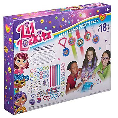 Lil Lockitz Best Friend Party (Lil Lockitz Best Friend Party Pack)