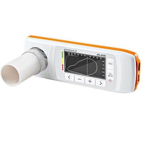 MIR Spirobank II Spirometer Smart BLE 911028 NEW