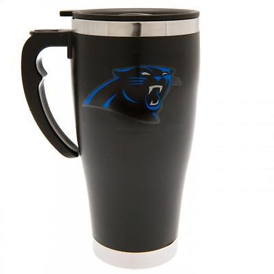 Carolina Panthers Executive Travel Mug Official Merchandise - Carolina Panthers Travel Mug