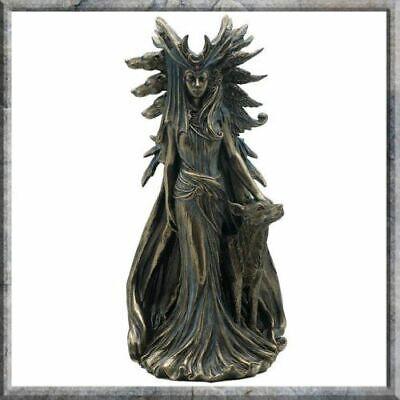 Hekate Figur Dreigestalt Wicca Magie Hexerei Spirit Statue Veronese