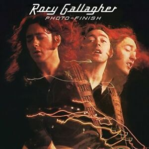 RORY GALLAGHER PHOTO-FINISH CD (March 16th 2018)