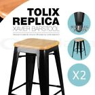 Rattan Contemporary Bar Stools