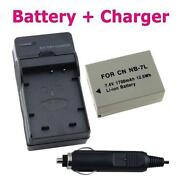 Canon G10 Battery