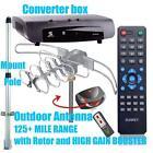 Digital Converter Box with Antenna