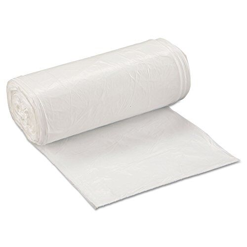 Inteplast Group Low-density Can Liner, 24 X 32, 16-gallon, .50 Mil, White, 50/ro