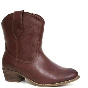 womens cowboy boots ankle fashion western