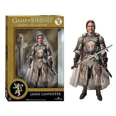 Game Of Thrones Jaime Lannister Legacy Action Figure Funko