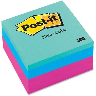 Post-it Notes Cube 3 X 3 Ultra 390 Sheets Ea - Mmm2027rcr