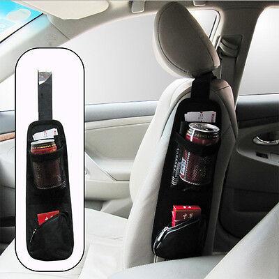 Car Auto Side Seat Organizer Storage Multi Pocket Hanging Bag Organiser No 33