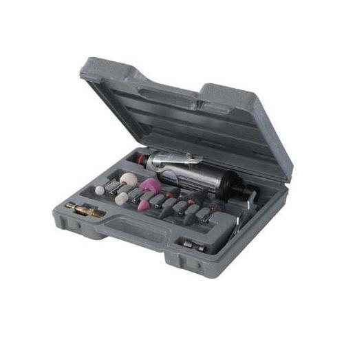 Silverline Winkelschleifer Kit 15pce 160mm Luftdruck Werkzeug