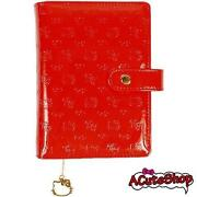 Red Leather Agenda