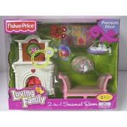 Fisher Price Loving Family Couch