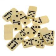Plastic Dominoes