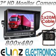 24V Reversing Camera