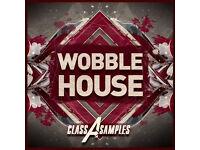 House & Wobble House Sample Packs // FOR CUBASE // LOGIC // ABLETON // REASON