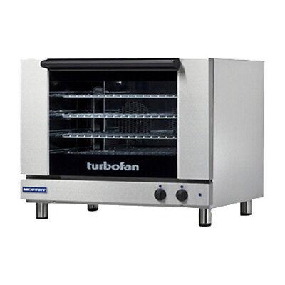 Moffat E28m4 Countertop Electric Turbofan Convection Oven