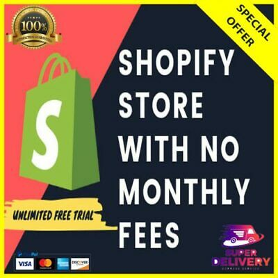 Free Shopify Store With Unlimited Trial