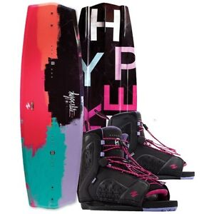 Wakeboard Hyperlite Eden 130 / Bindings Jinx